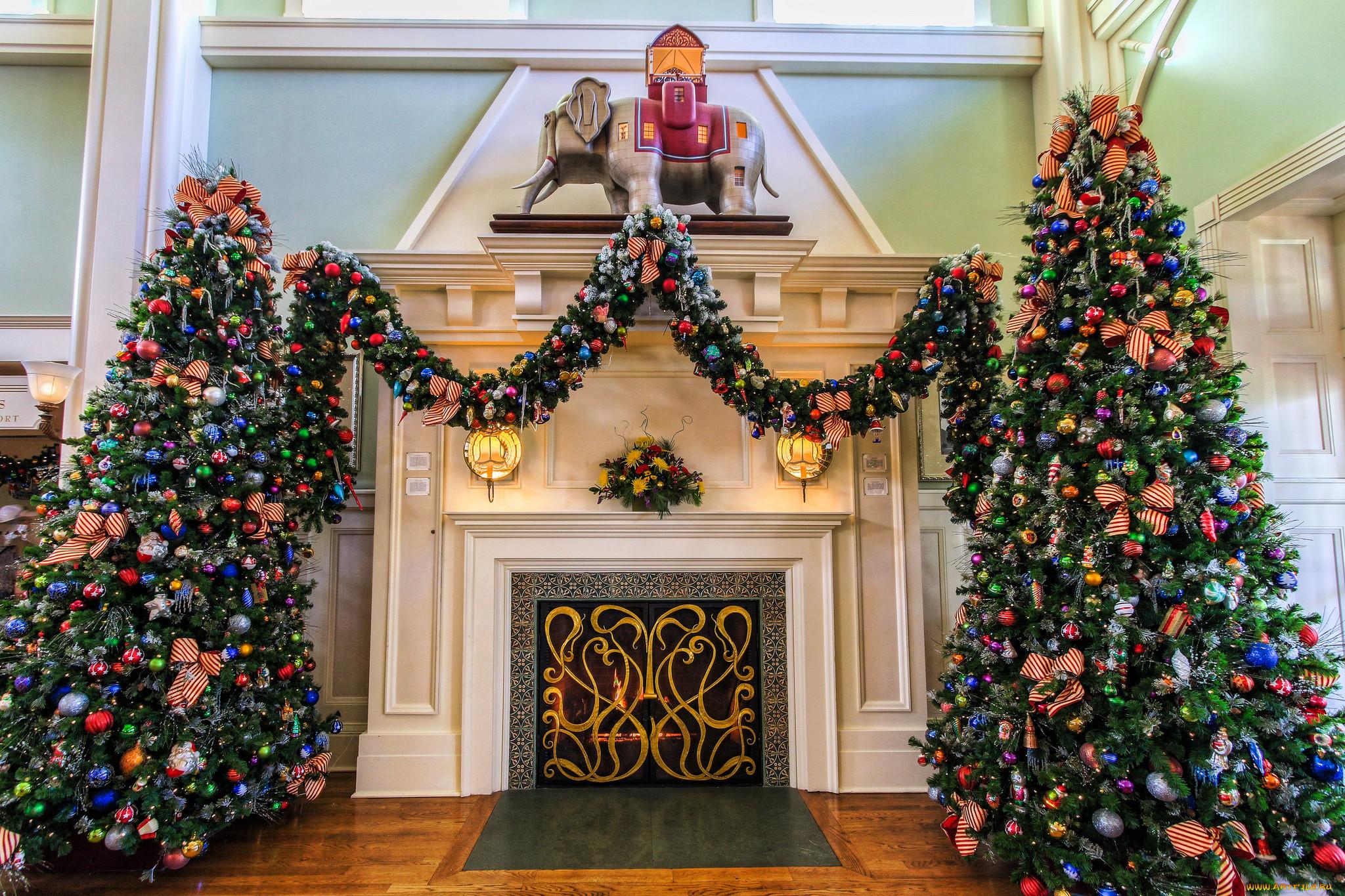 этом картинки елки для рождества двухтысячных